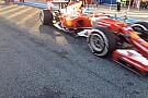 Videón Alonso első kihajtása az új Ferrarival