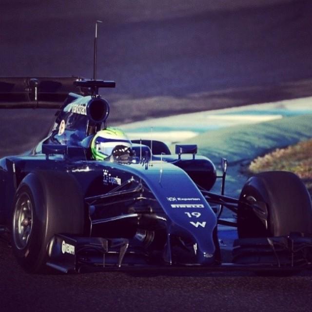 Massa, a munkamániás brazil, aki képtelen leállni a Williams-nél