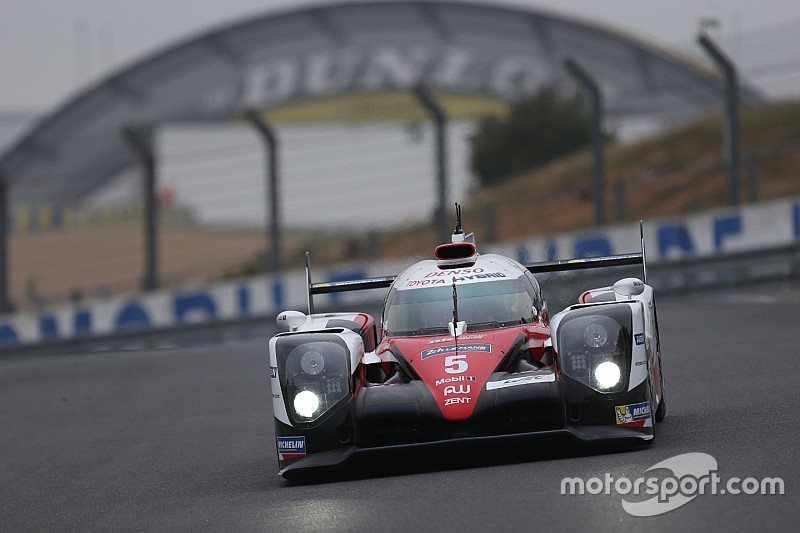 TOYOTA GAZOO Racing TS050 HYBRIDでル・マン24時間初制覇に挑む