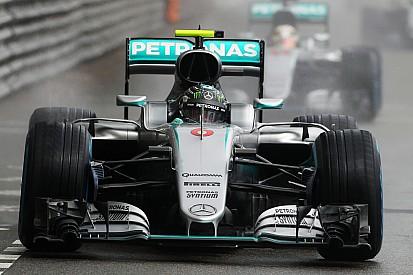 Rosberg n'a pas perdu le moral après Monaco