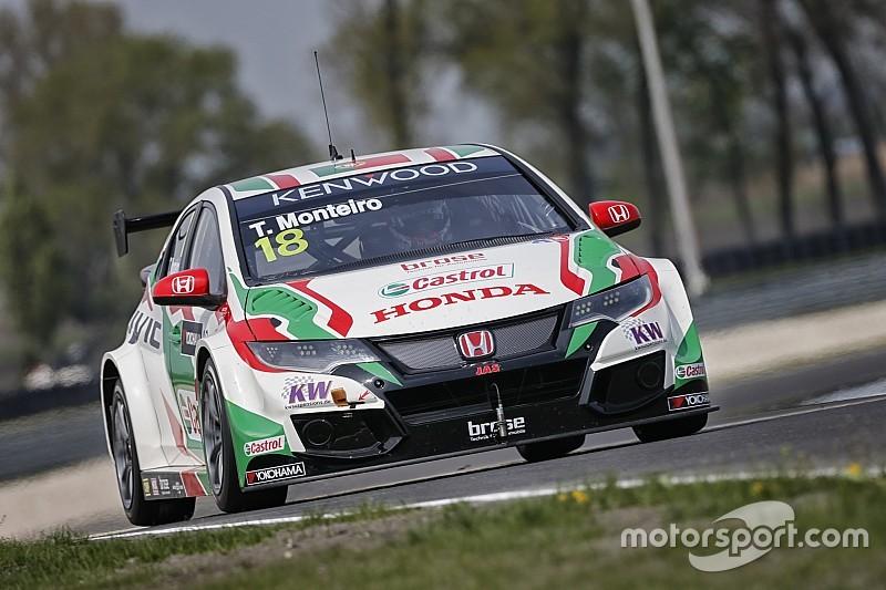 EL0 - Monteiro emmène un triplé Honda