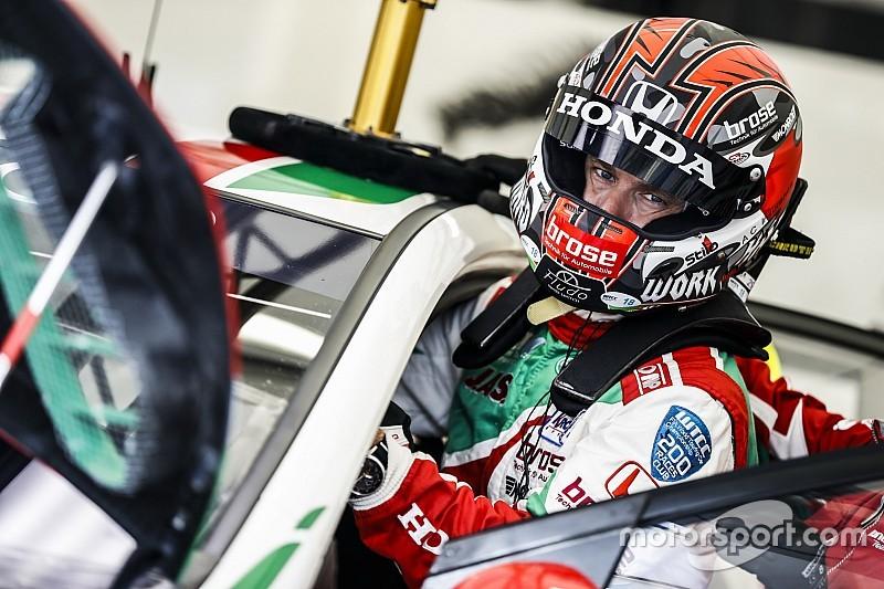 Monteiro lidera un triplete de Honda en el test del viernes en Moscú