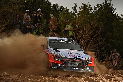 İtalya WRC: Sabah etapları sonrası Neuville lider