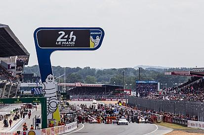Brad Pitt – Starter of the 2016 Le Mans 24 Hours