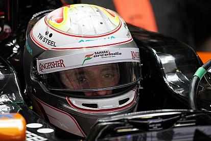 Force India: 81 kör, 359 kilométer a jerezi teszt utolsó napján