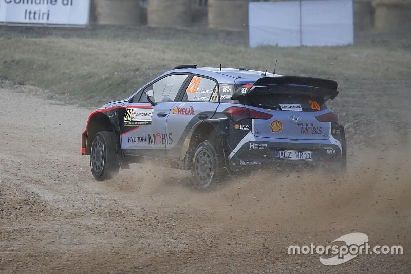 Italia, PS7: Hyundai protagoniste, Neuville torna primo e Paddon sbatte