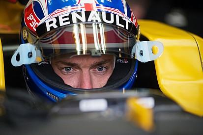 Palmer place ses espoirs sur l'évolution du moteur Renault