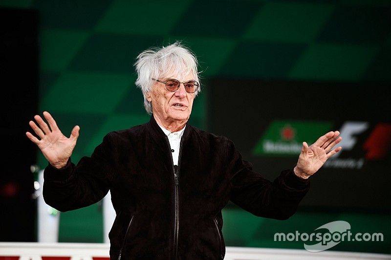 埃克莱斯顿:喜力将协助在社交媒体推广F1