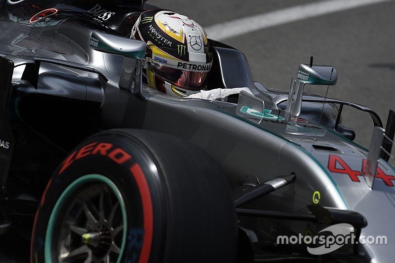 Montreal, Libere 1: Lewis Hamilton parte subito a razzo