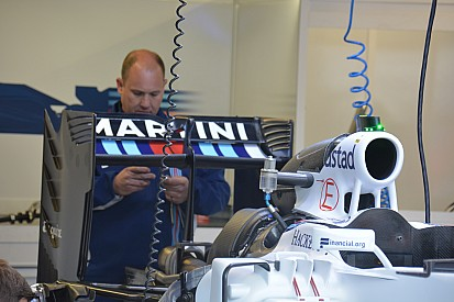 Análise técnica: a asa traseira da Williams FW38