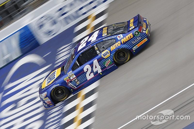 Elliott marcó el camino en la primera práctica de Michigan - NASCAR ...