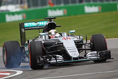 加拿大大奖赛FP2:汉密尔顿继续最快,维特尔居次席