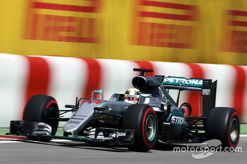 Montreal, Libere 2: Hamilton in fuga, ma Vettel è fra le due Mercedes