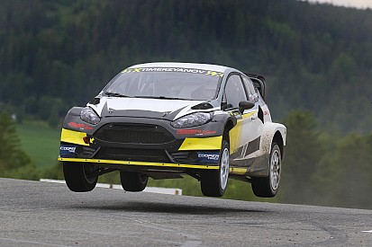 Norveç WRX: Timerzyanov, antrenman seansını Bakkerud ve Loeb'ün önünde kapattı