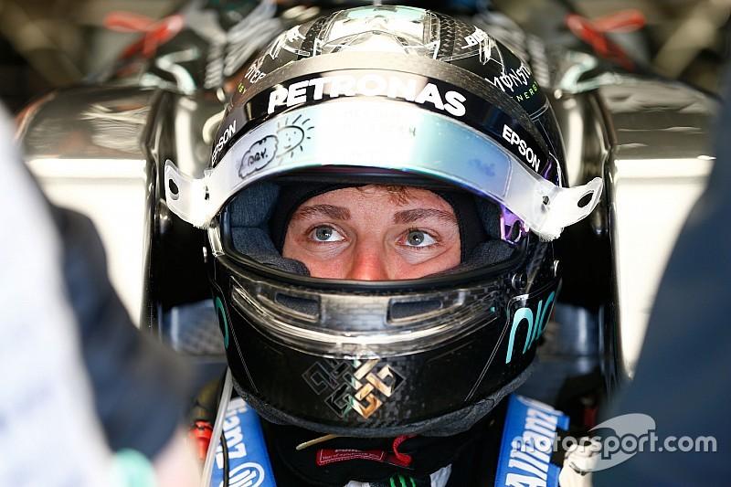 """Wolff: """"Contractverlenging Rosberg heeft onze eerste aandacht"""""""