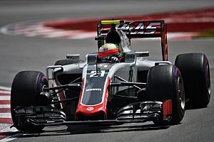 F1 Noticias de última hora Esteban Gutiérrez vivió un viernes complicado en Canadá