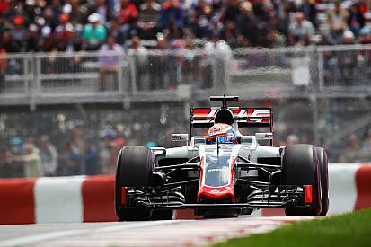 Inside - Dans le garage de Haas F1 Team à Montréal