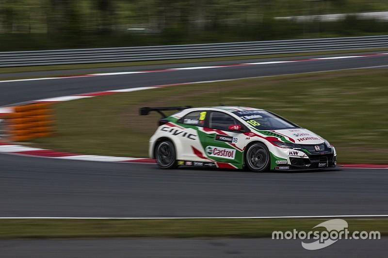 EL2 - Tiago Monteiro et Honda encore en pointe