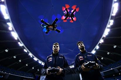 Galería: Juego de drones
