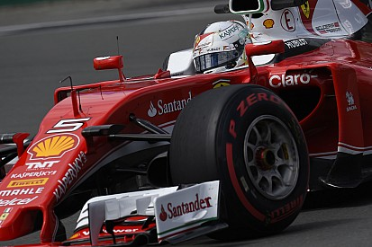 Vettel é mais veloz em treino encurtado por batida no Canadá