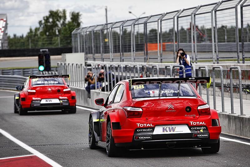 Dominée en qualifications, l'équipe Citroën relativise