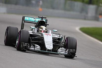 F1カナダGP予選:ハミルトンが今季4回目のPP。ロズベルグとベッテルが僅差で続く