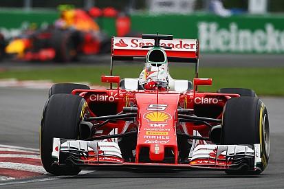 """Vettel - """"J'en ai peut-être trop voulu"""""""