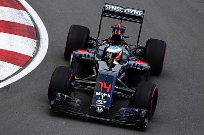 Troisième Q3 consécutive pour un Alonso qui mise sur la pluie