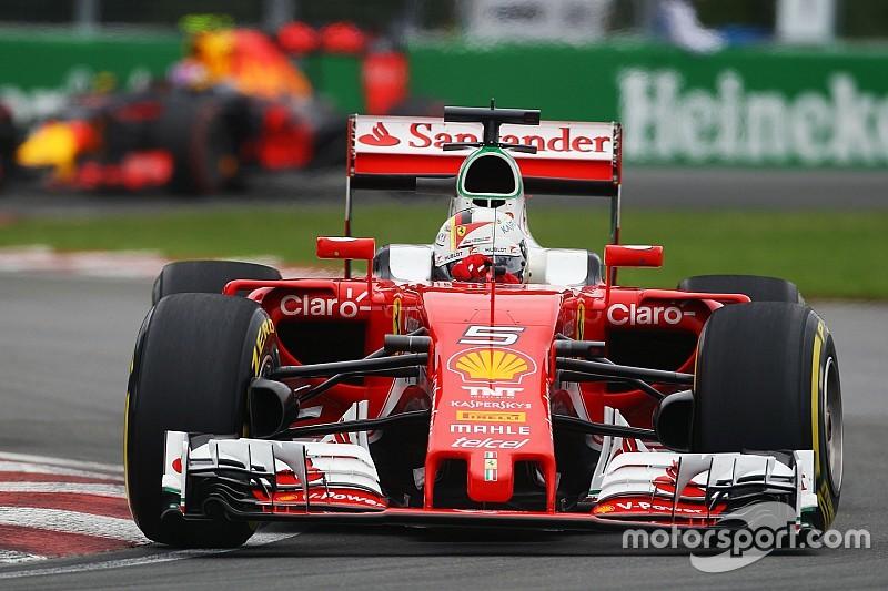 """Vettel excuseert zich bij team voor missen pole: """"Maar meer zat er niet in"""""""
