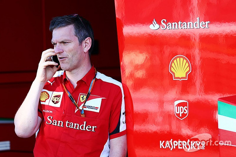 Allison committed to Ferrari amid Renault rumours