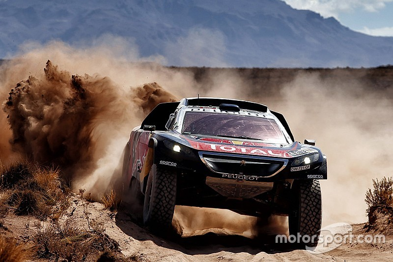 L'equipaggio Sainz-Moya avrebbe potuto riformarsi per la Dakar!