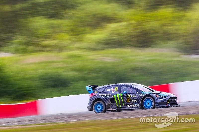 Finale - Bakkerud offre sa première victoire à la Focus RS