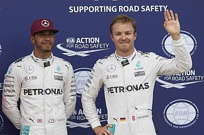 Hamilton resserre l'écart à 9 points au championnat du monde!