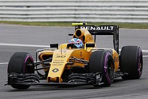 F1 Noticias de última hora Palmer fue víctima de un fallo mecánico