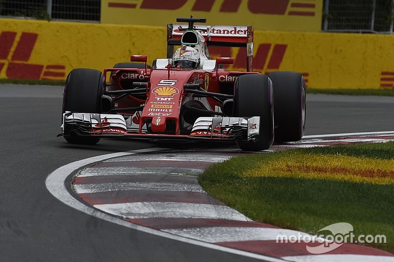 """Vettel - """"Lewis était trop rapide, c'était ça le problème"""""""