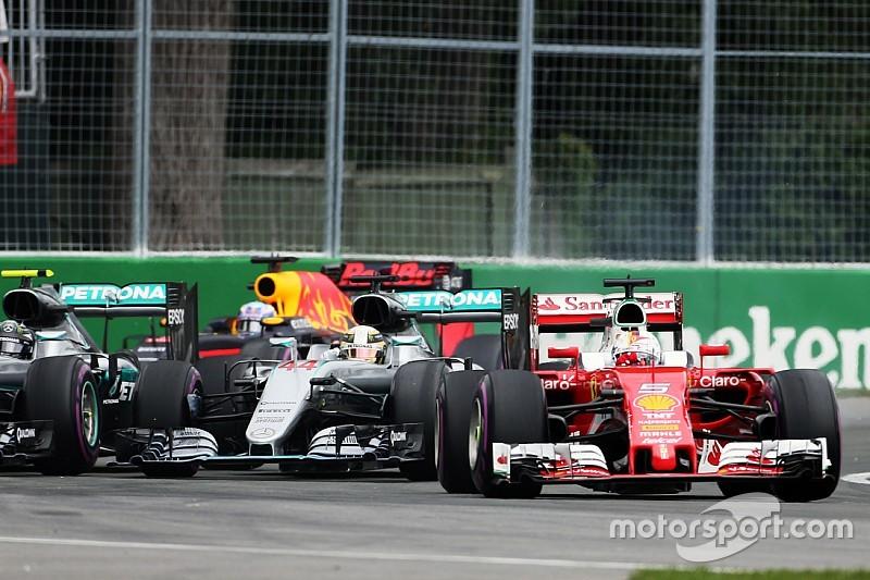 "Ferrari admite un ""error"" en la estrategia de Canadá"