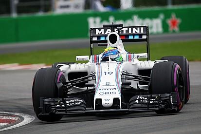 Problemas de motor afectan a Felipe Massa