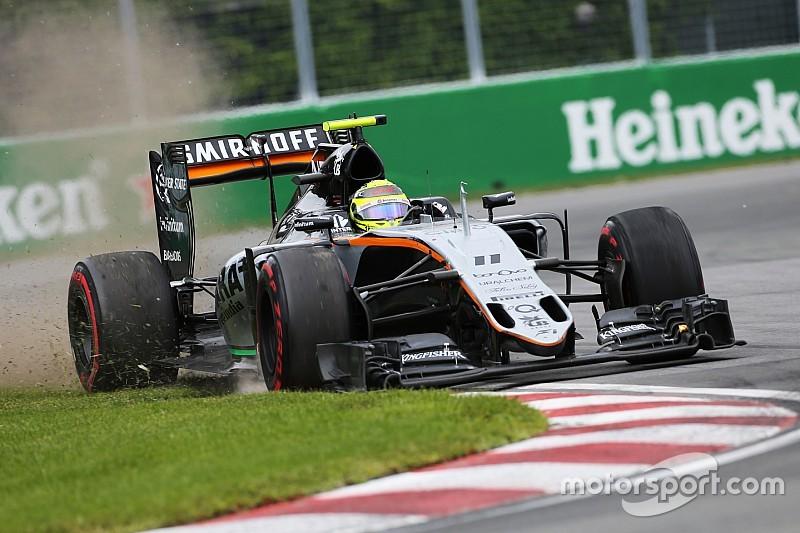 Force India - Hülkenberg satisfait, Pérez juge sa stratégie inefficace