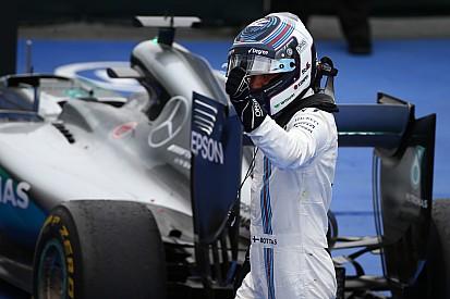 "De volta ao pódio, Bottas elogia Williams: ""tudo perfeito"""