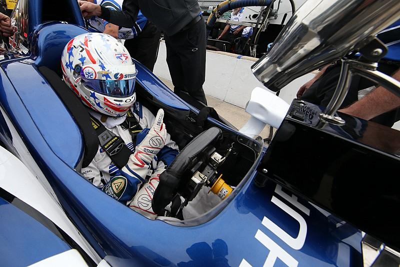 Indy planeja cockpit mais protegido em 2017
