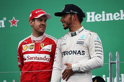 Vettel, Hamilton et les mouettes suicidaires