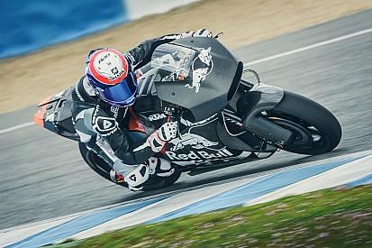 """KTM lleva a cabo su """"mejor test"""", según De Puniet"""