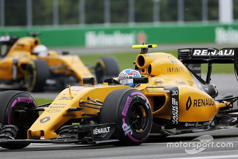 Renault - Un travail et des progrès pas concrétisés à Montréal