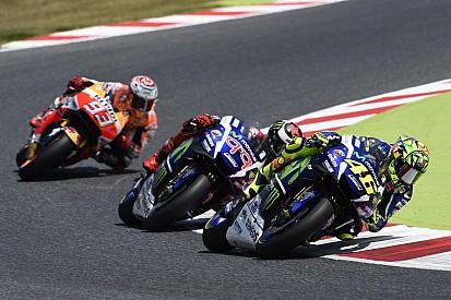 Márquez récupère les points perdus par Lorenzo et Rossi