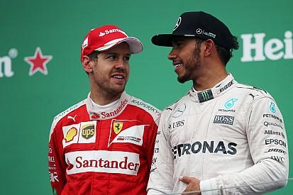 Vettel prova na TV que foi atrapalhado por gaivotas suicidas