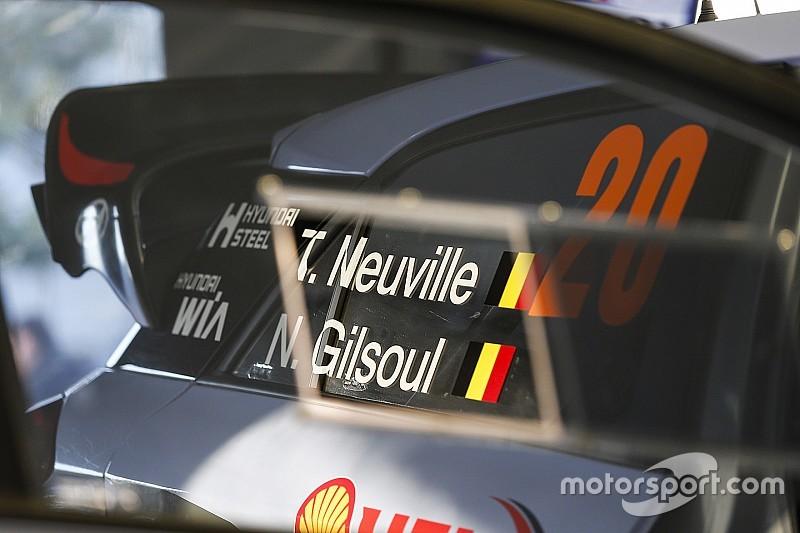 Hyundai multata: irregolari i finestrini posteriori sulla i20 di Neuville