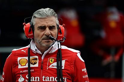 Arrivabene strateji eleştirisi nedeniyle Ferrari'den özür diledi