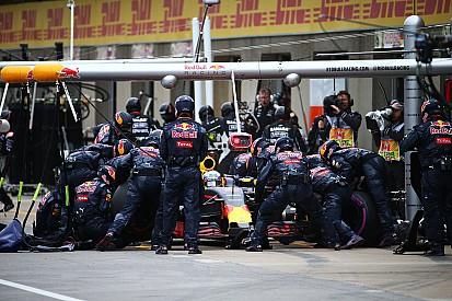 Red Bull realiza un test de Pirelli en Paul Ricard