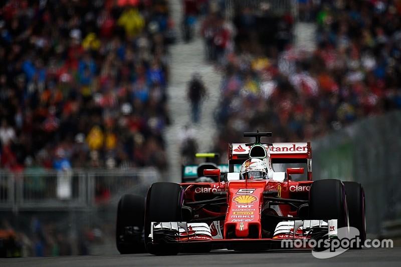 """Mercedes: """"Ferrari had met eenstopstrategie kunnen winnen"""""""