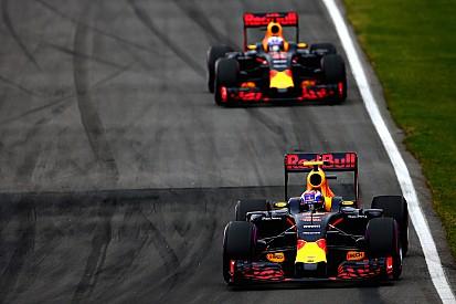 Les difficultés de Red Bull dues aux faibles températures